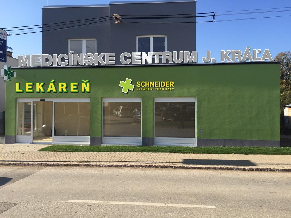 026ee74e5d Medicínske centrum Schneider - Rožňava